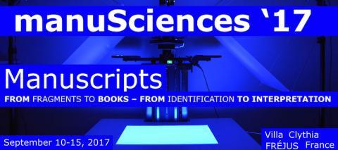 manuSciences 2017