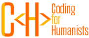 Coding for Humanists
